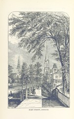 """British Library digitised image from page 717 of """"General History of the State of Michigan; with biographical sketches, ... and ... illustrations"""""""