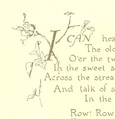"British Library digitised image from page 16 of ""The Beautiful World and other poems, by Helen J. Wood, Helen M. Waithman, and Ethel Dawson. Illustrated"""