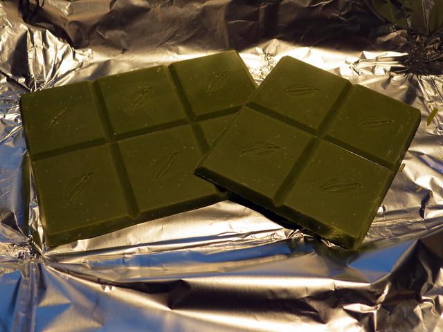 Les Gourmandises de Miyuko - Matcha chocolate