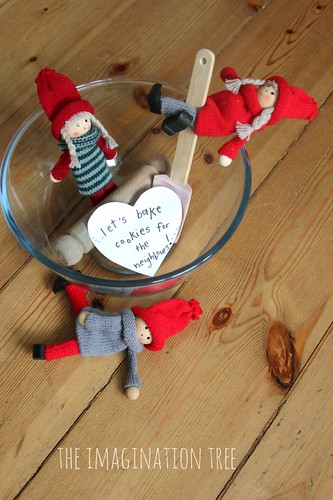 Kindness Elves (Photo from The Imagination Tree)