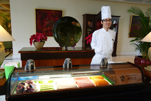 Sashimi Counter - Champagne Brunch at InterContinental Singapore