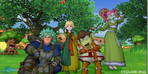 Dragon Quest XI will not be released to smartphone