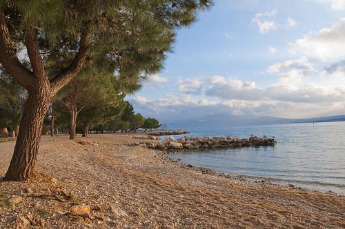 beach adriaticsea crikvenica