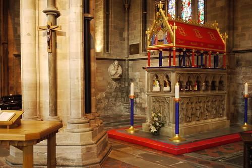 The Shrine of St Thomas
