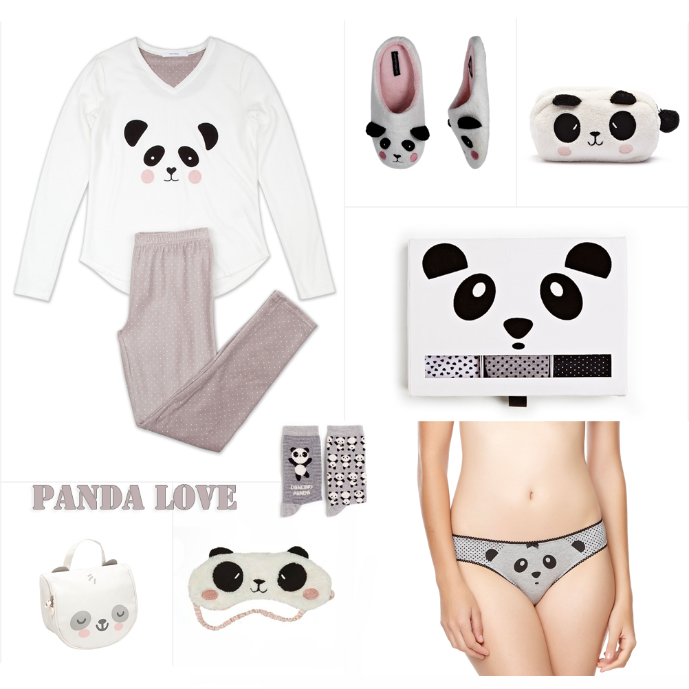 Kawaii Friday Favorites: Panda Love Set