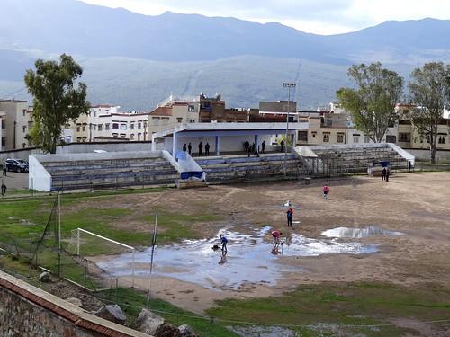 ملعب البلدي في شفشاون