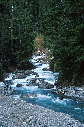 Stewart, Northern British Columbia, Canada