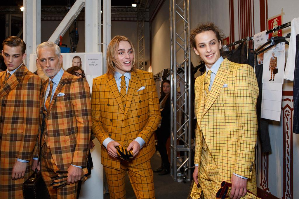 FW14 Milan Etro170_Thorben Gartner, Jorge Gelati, Ton Heukels, Marcel Kawczynski(fashionising.com)