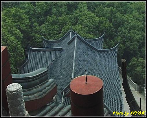 杭州 吳山天風景區 - 034 (城隍閣)