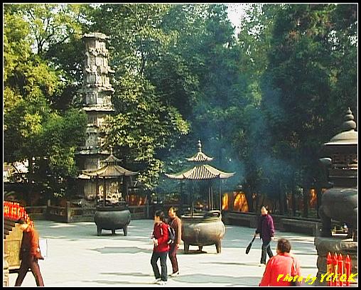 杭州 飛來峰景區 - 044 (靈隱寺)