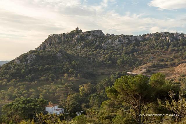 Осенняя Андалусия: коррида и херес, пляжи и горы, города и люди.