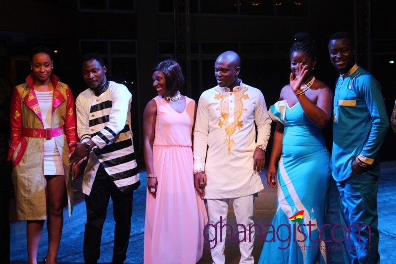 Unique World Fashion launch in Ghana