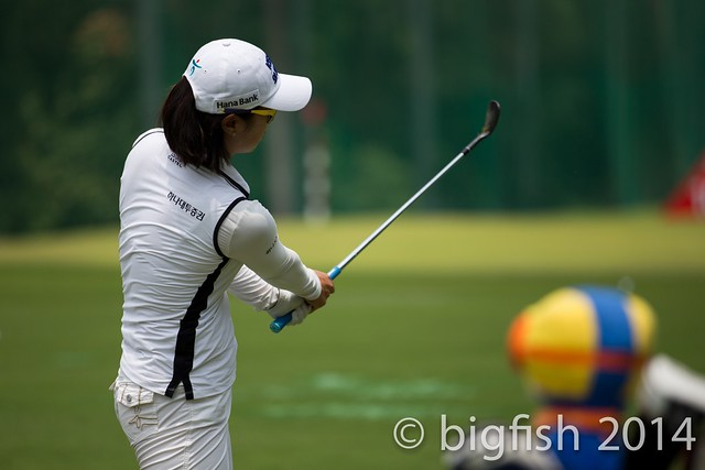 Some ladies golfers - Practice Round - Day 2 (some pics) 12763592693_c6e20f7643_z