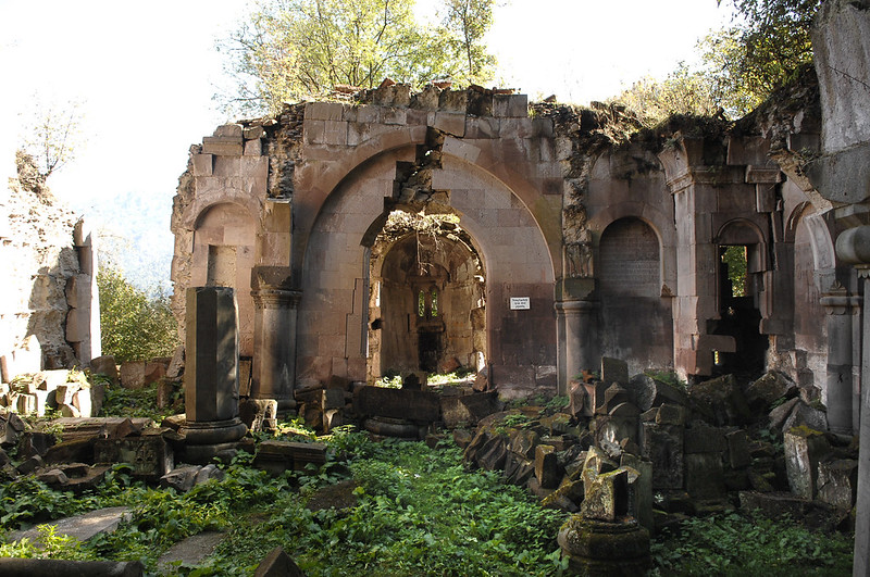 Monastery of Bardzrakash St. Gregory, Dsegh, ARMENIA