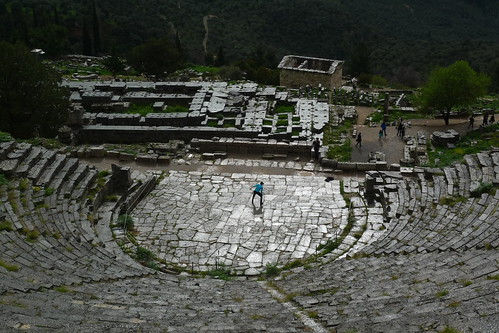 Ancient Delphi, Greece