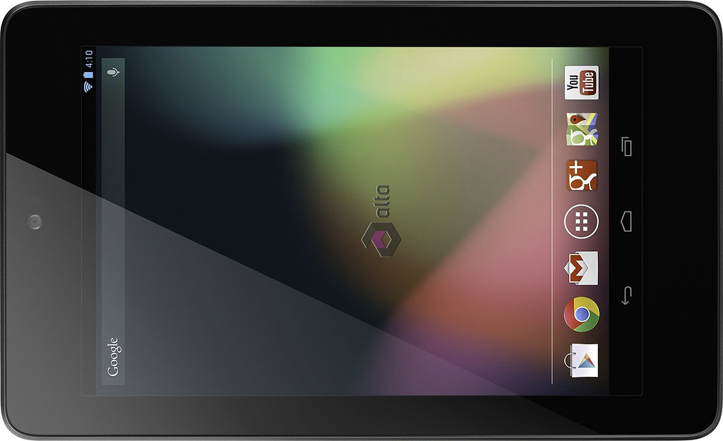 Nexus 7 (2012) full scale product image1
