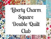 Liberty Charm Square Quilt