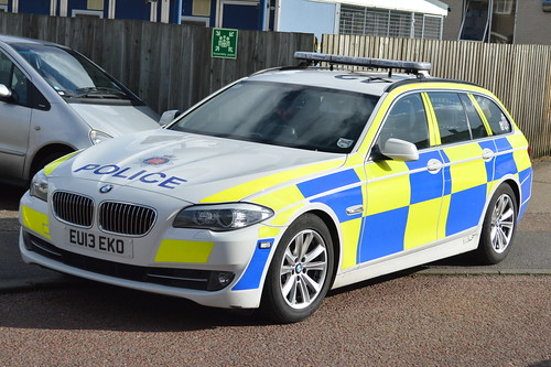 Essex Police | BMW 530D | Roads Policing Unit | T35 | EU13 EKO
