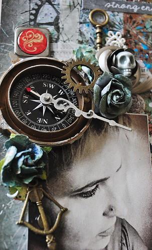 Photo cluster, compass, allassiter