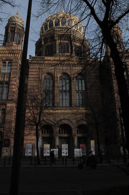 La Sinagoga di Berlino