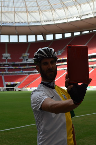 #SambaCycle em Brasília by UK in Brazil