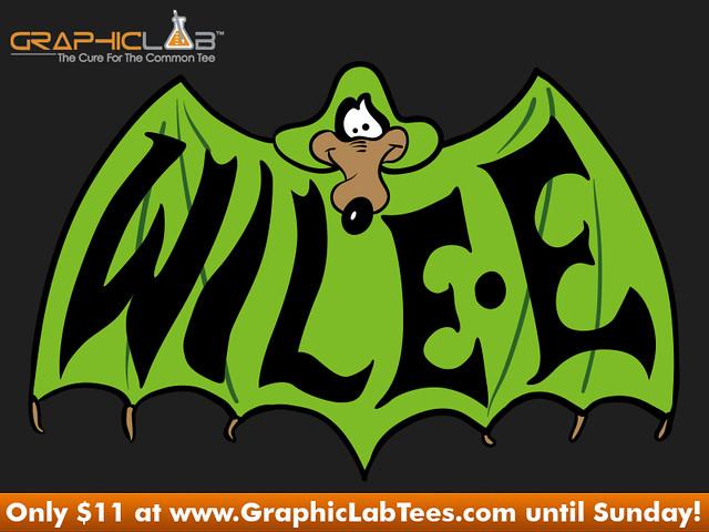 Wile•E T-Shirt!