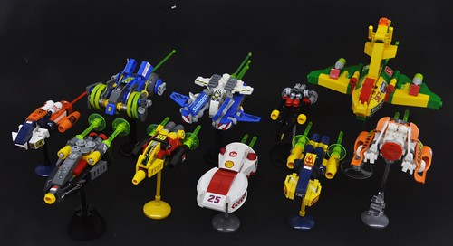 [MicroGARC] Racers from the Other Side of the Planet
