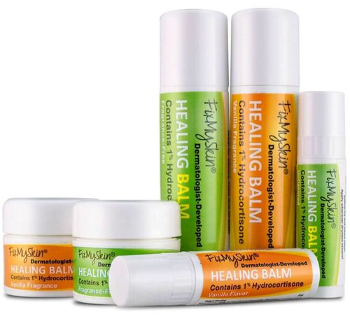 Joel Schlessinger MD's FixMySkin Healing Balm featured on Refinery 29