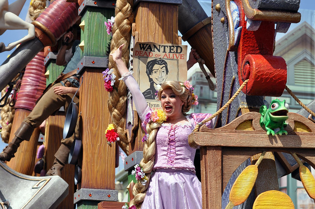 Festival of Fantasy - Tangled