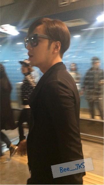 [Pics] Jang Keun Suk returned from Japan to Korea_20140510 13966912879_c8a4f50f68_z