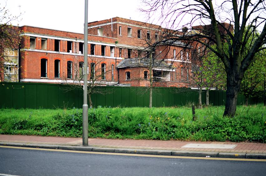 old hospital putney