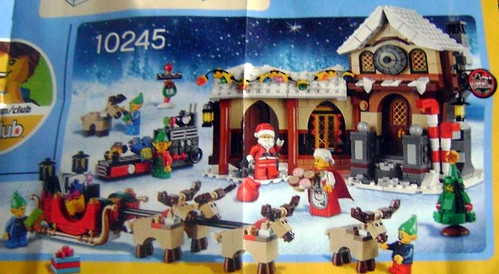 LEGO Creator Santa's Workshop (10245)