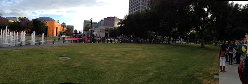 KXL protest, San Jose IMG_2527