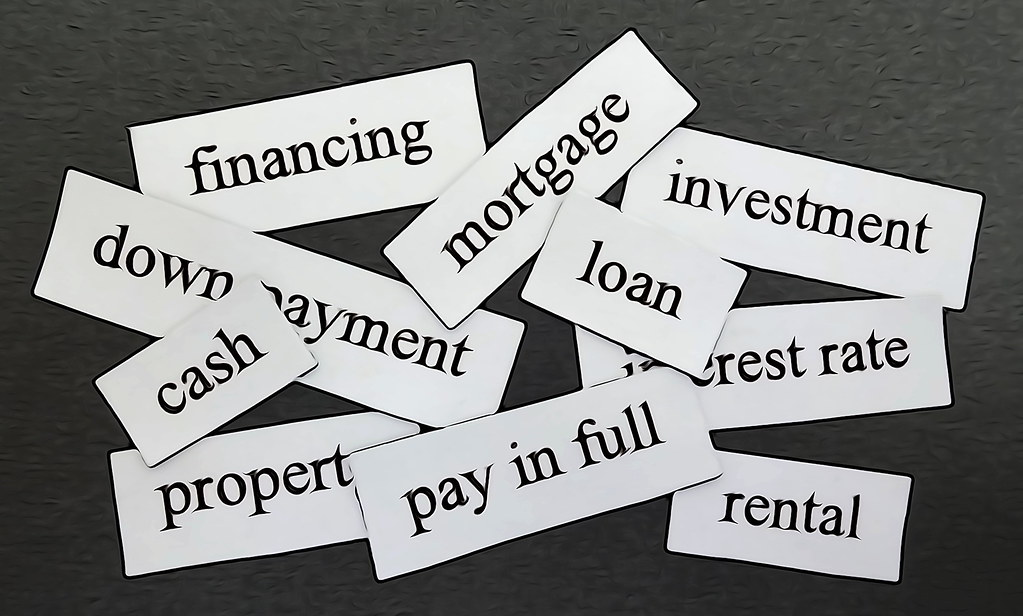 Magnetic Poetry - Investment Property Financing: Mortgage or Cash