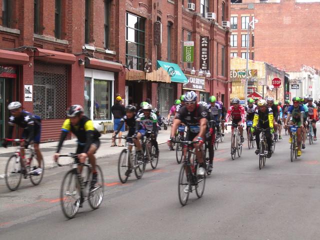 Boro Bike Tour Participants