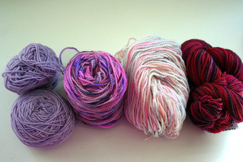 tubularity yarn - last 4 skeins