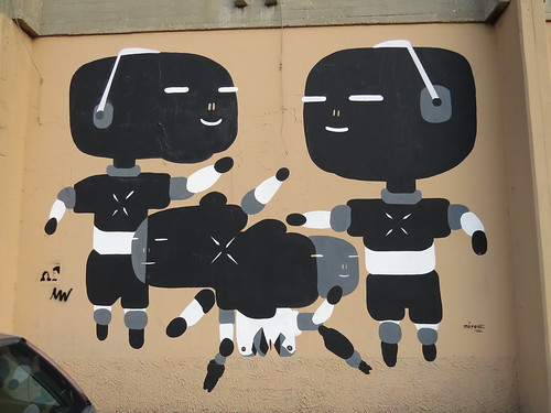 Mural by Mosone