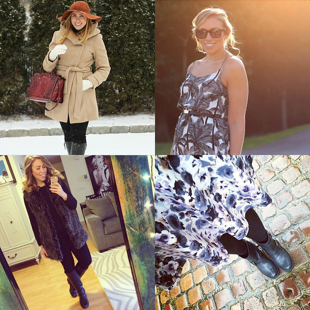 January Fashion Round Up | #LivingAfterMidnite