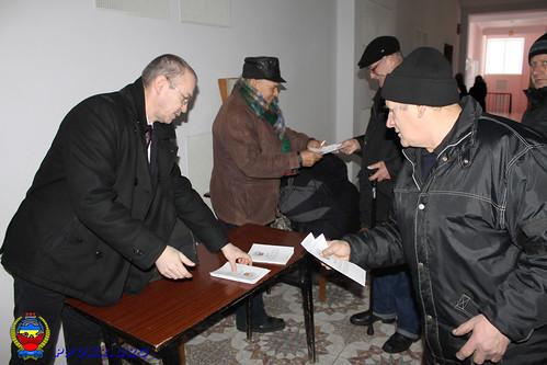 Конференция Светловодской городской организации Партии Пенсионеров Украины 28 января 2014 г. (6)
