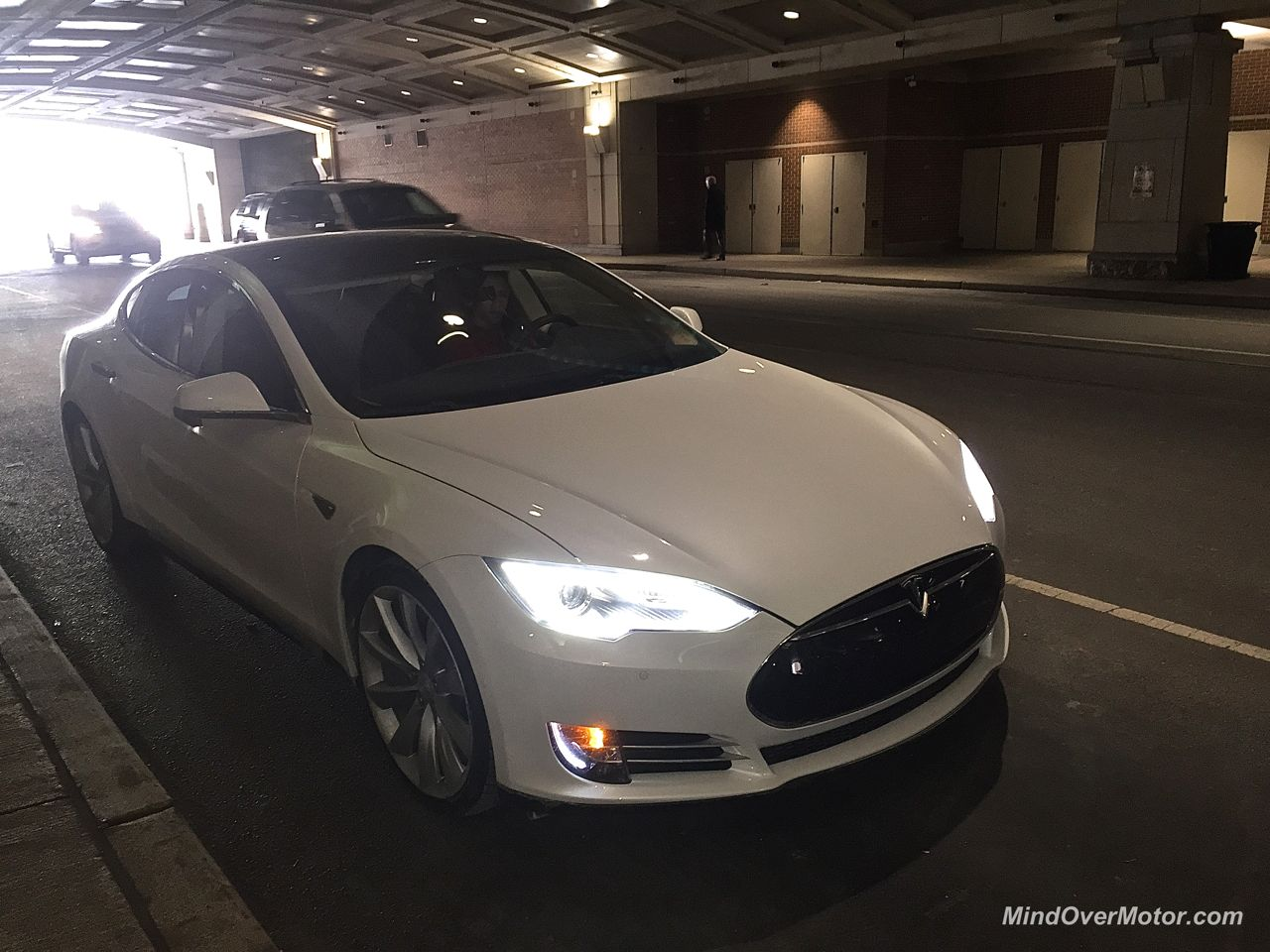 Tesla Model S P85D Philadelphia