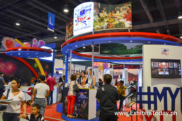 Malaysia Exhibition Booth