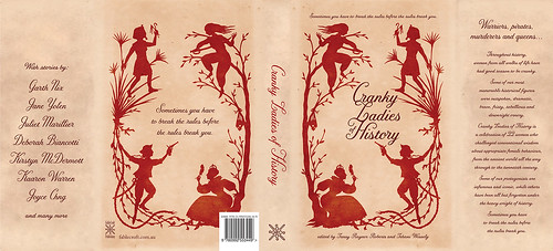 Cranky Ladies - final hardcover jacket