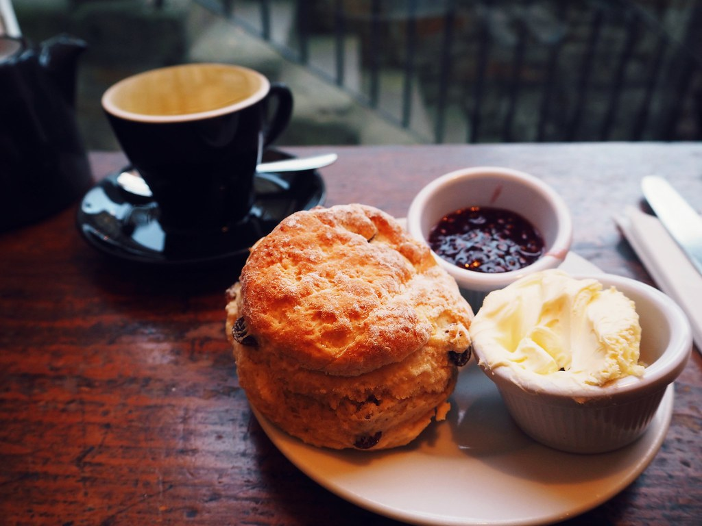 Edinburgh Wellington Coffee cafe review 1