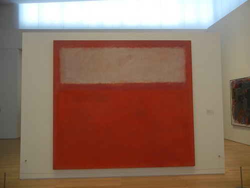 DSCN9201 _ Pink and White over Red, 1957, Mark Rothko, Anderson Collection