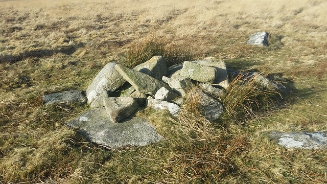 Kennon Hill cairn