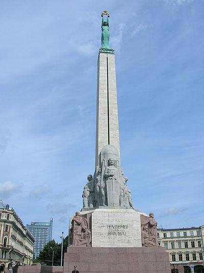 Monumento a la Libertad. © Lola Vázquez, 2005