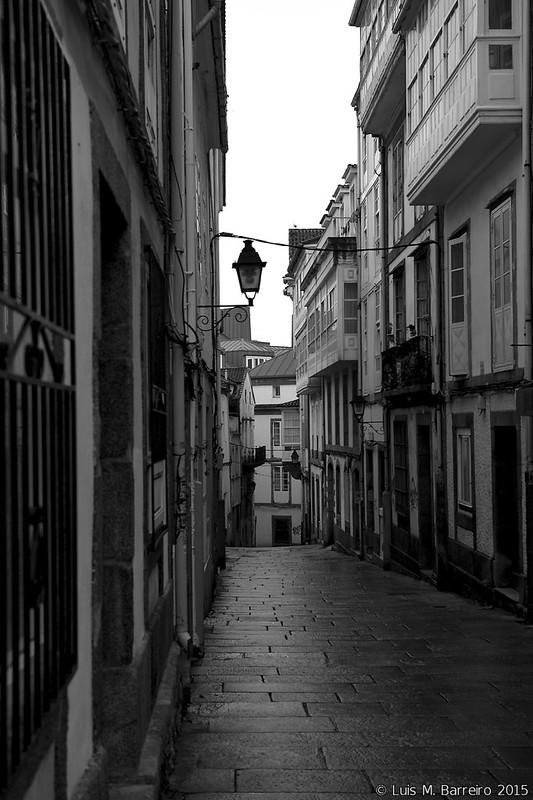callejas de la ciudad vieja