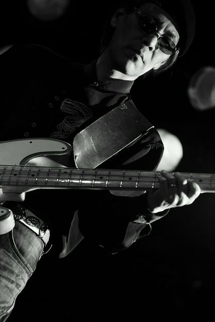 O.E. Gallagher live at Outbreak, Tokyo, 15 Feb 2015. 406