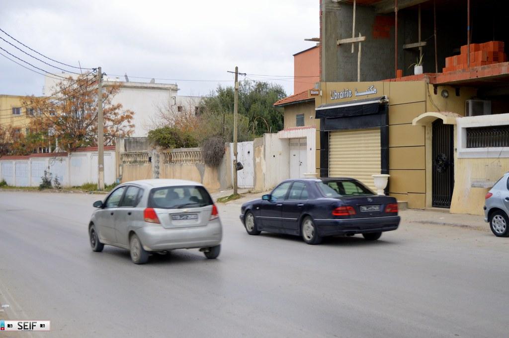 Chevrolet +Mercedes Benz E Tunisia 2015