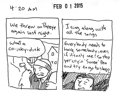 Hourly Comic Day 2015 420am